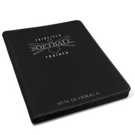 Softball Executive Portfolio - Trainer Crest