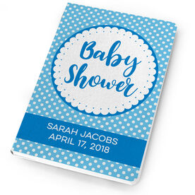 Personalized Notebook - Baby Shower Guestbook