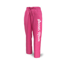 Soccer Lounge Pants Soccer Mom with Ball
