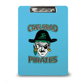 Swimming Custom Clipboard Swim Custom Logo