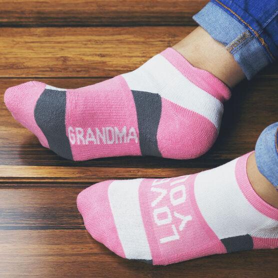 Socrates® Woven Performance Sock - Grandma