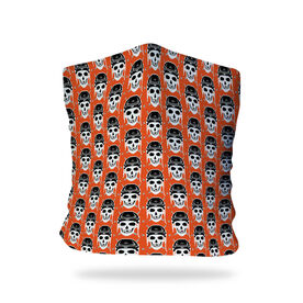 Hockey Multifunctional Headwear - Skull Pattern RokBAND