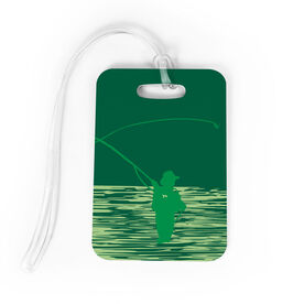 Fly Fishing Bag/Luggage Tag - Perfect Cast