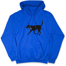 Hockey Standard Sweatshirt Howe the Hockey Dog