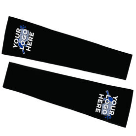 Hockey Printed Arm Sleeves - Your Logo
