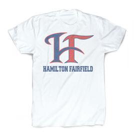 Vintage Tee - Hamilton Fairfield Logo