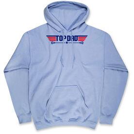 Guys Lacrosse Hooded Sweatshirt - Top Dad Guys Lacrosse
