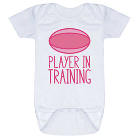 Rugby Baby One-Piece - Player In Training
