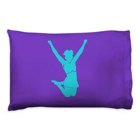 Cheerleading Pillowcase - Cheer Girl
