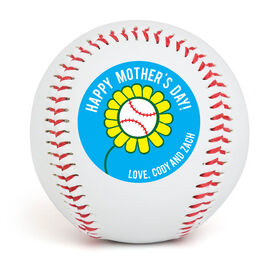 Custom Baseball Mothers Day