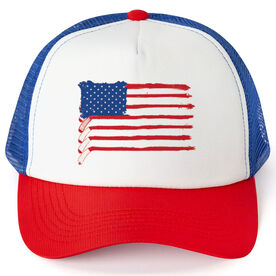 Hockey Trucker Hat USA