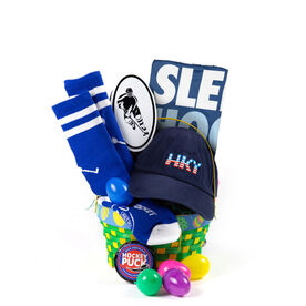 Eat Sleep Hockey Easter Basket 2019 Edition
