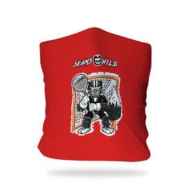 Seams Wild Lacrosse Multifunctional Headwear - Vermin RokBAND