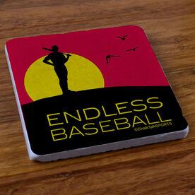 Endless Baseball - Stone Coaster