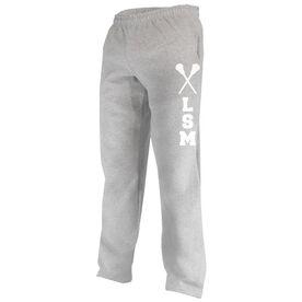 Guys Lacrosse LSM Fleece Sweatpants