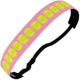 Tennis Julibands No-Slip Headbands - Tennis Stripe Pattern