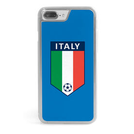 Soccer iPhone® Case - Italy