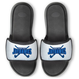 Field Hockey Repwell® Slide Sandals - Your Logo