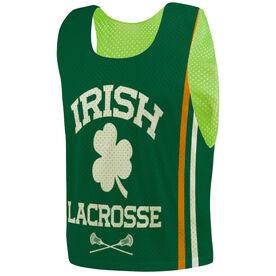 Guys Lacrosse Pinnie - Irish Lacrosse