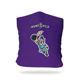 Seams Wild Baseball Multifunctional Headwear - Pete Slop RokBAND