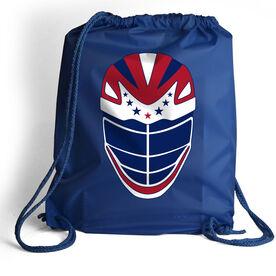 Guys Lacrosse Sport Pack Cinch Sack All Star Lid