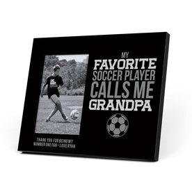 Soccer Photo Frame - Grandpa