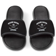 Hockey Repwell® Slide Sandals - Custom Hockey