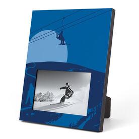 Skiing Photo Frame - Endless Skiing