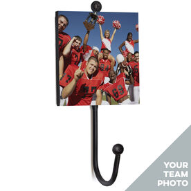 Football Medal Hook - Your Team Photo