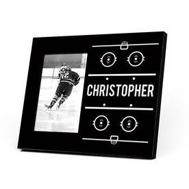 Hockey Photo Frame - My Rink