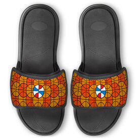 Basketball Repwell™ Slide Sandals - You're Surrounded