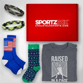 Lacrosse SportzBox Gift Set - Goalie