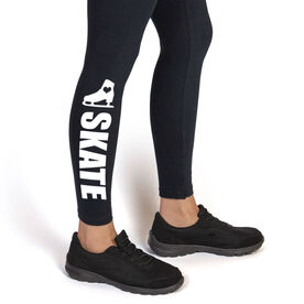 Figure Skating Leggings - Skate