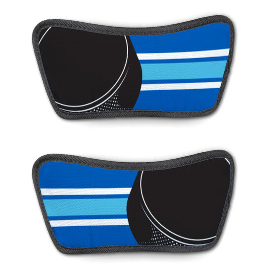 Hockey Repwell® Sandal Straps - Puck Reflected