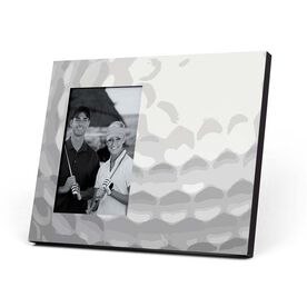 Golf Photo Frame - Giant Golf Ball