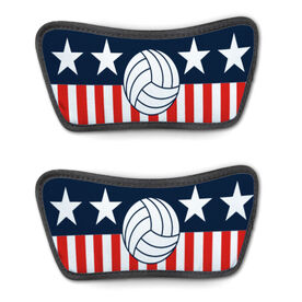 Volleyball Repwell™ Sandal Straps - Stars and Stripes