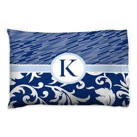 Personalized Pillowcase - Elegant Monogram