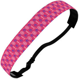 Triathlon Julibands No-Slip Headbands - Triathlon Pattern