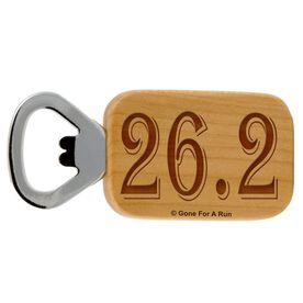 26.2 Maple Bottle Opener