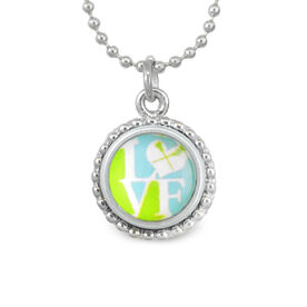 Love Lax SportSNAPS Necklace