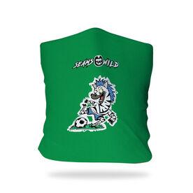 Seams Wild Soccer Multifunctional Headwear - Zipbra RokBAND