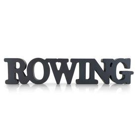 Rowing Wood Words