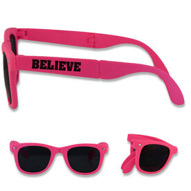 Foldable Sport Sunglasses Believe