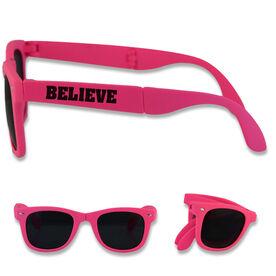 Foldable Sport Sunglasses Believe