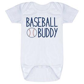 Baseball Baby One-Piece - Baseball Buddy