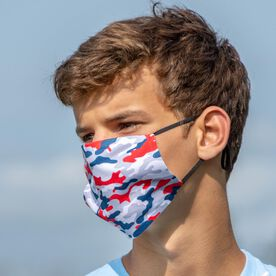Face Mask - Camo