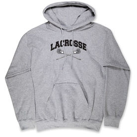 Lacrosse Standard Sweatshirt - Crossed Sticks