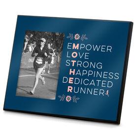 Running Photo Frame Mother Runner