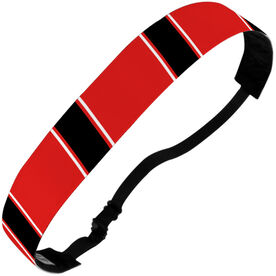 Athletic Julibands No-Slip Headbands - Team Color Stripes