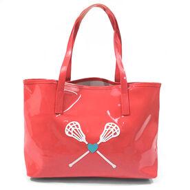 Lacrosse My Heart Lacrosse Tote Bag - Kali